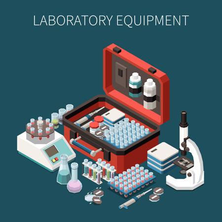 实验室诊断分析服务等距组成