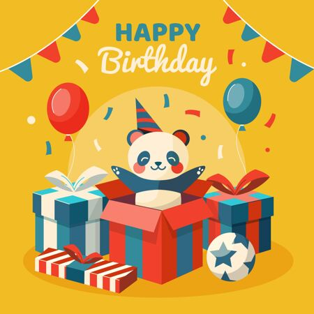 熊生日快乐